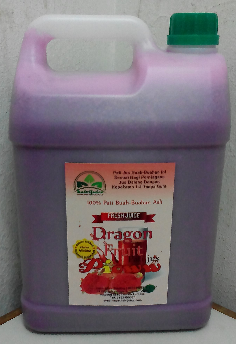 Pati Jus Buah Naga ( Dragon Fruit )