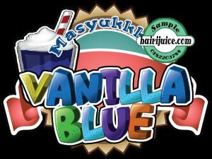 Sticke balang vanilla blue