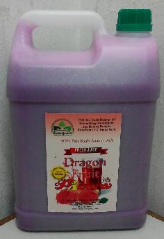 Pati Jus Buah Naga ( Dragon Fruit )